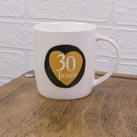 REALLY GOOD GIFTS - The Bright Side 30Licious Mug