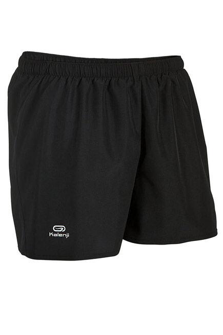 KALENJI - Run Dry Men's Running Shorts Black, M