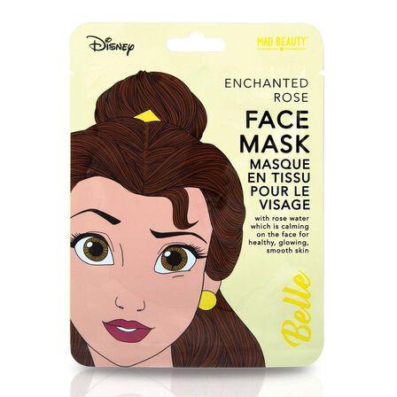 MAD BEAUTY - Mad Beauty Disney Princess Belle Face Mask