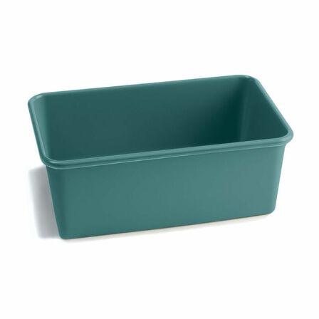 JAMIE OLIVER - Jamie Oliver Non Stick Loaf Tin 1Lb/1 Litre Atlantic Green