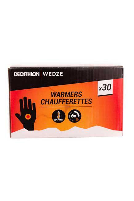 WEDZE - Hand Warmers x30, Unique Size