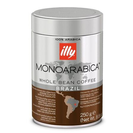 ILLY - Illy Coffee Beans Brazil 250g
