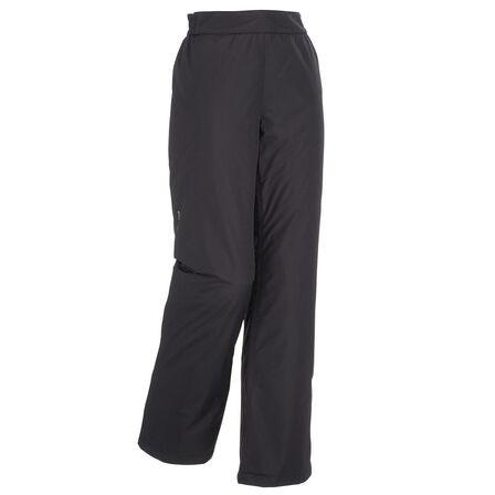 WEDZE - XL Ski-P Pa 100 Women's Downhill Ski Trousers - Black
