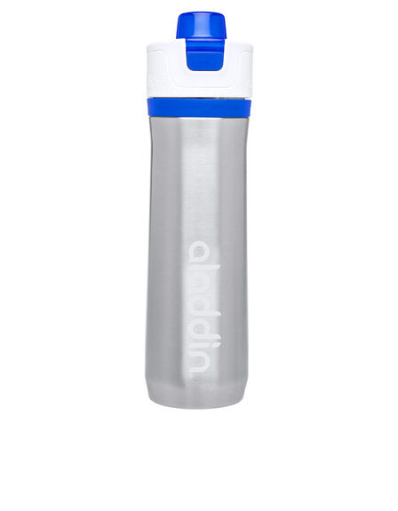 ALADDIN - Aladdin Active Hydration Stainless Steel Vacuum Insulated Water Bottle Blue 600ml