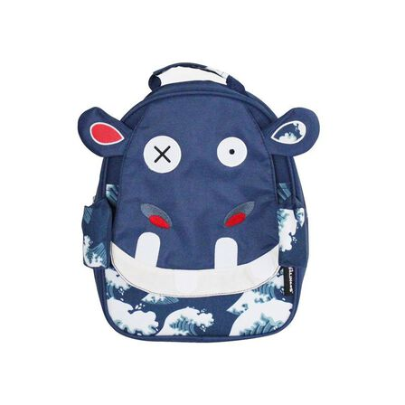 LES DEGLINGOS - Hippipos the Hippo Backpack