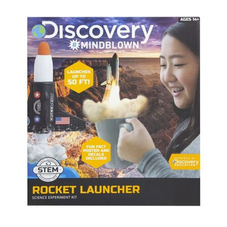 DISCOVERY - Discovery Mindblown Science Rocket Kit