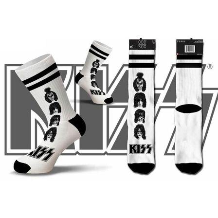 ODD SOX - Odd Sox Kiss Gods Of Thunder Men's Socks [Size 6-13]