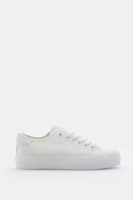 Mohito -  Thick Soled Trainers - White