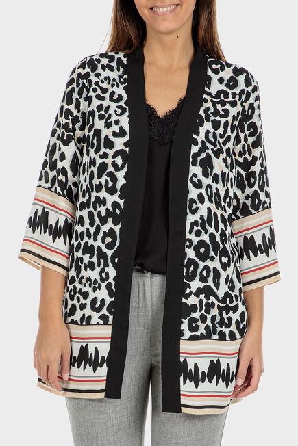 Punt Roma - Animal print jacket