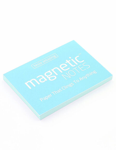 MAGNETIC STICKY NOTES - Magnetic Notes Blue S