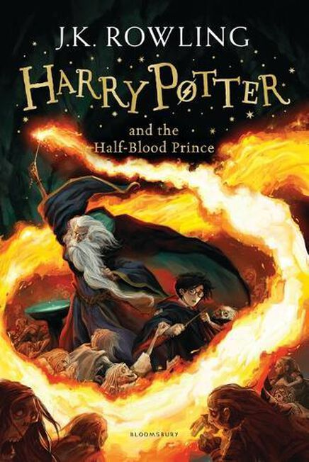 BLOOMSBURY PUBLISHING UK - Harry Potter And The Half Blood Prince