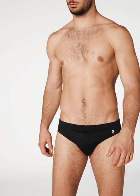 Calzedonia - BLACK Men's Rio Swimming Trunks