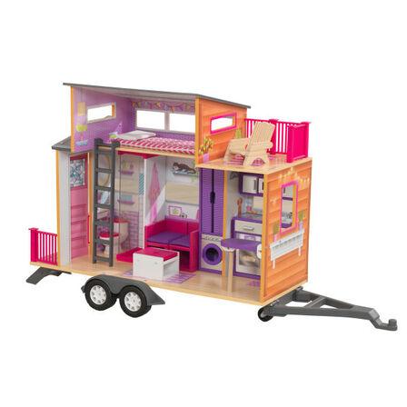 KIDKRAFT - Kidkraft Teeny House Dollhouse
