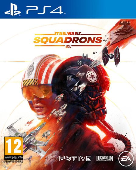 ELECTRONIC ARTS - Star Wars Squadrons - PS4