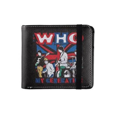 ROCKSAX - The Who My Generation Wallet