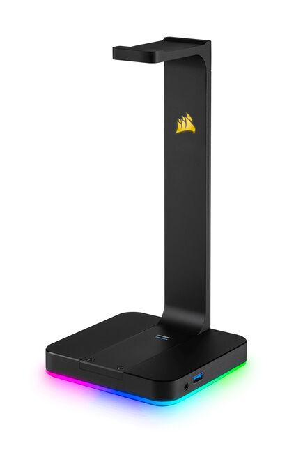 CORSAIR - Corsair ST100 RGB Gaming Headset Stand