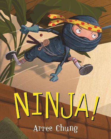 PAN MACMILLAN UK - Ninja!