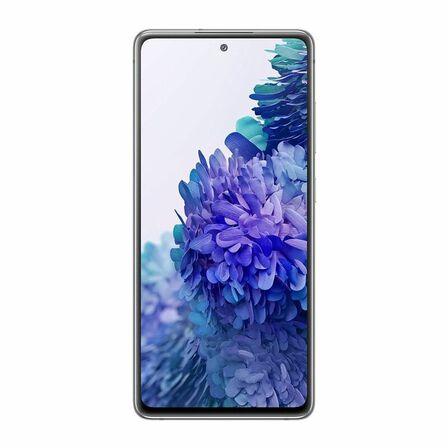 SAMSUNG - Samsung Galaxy S20 Fe 4G 128GB/8GB Hybrid Sim Cloud White