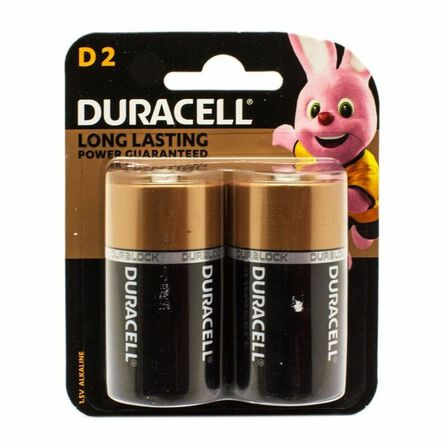 DURACELL - Duracell D2 Battery 2X 32058