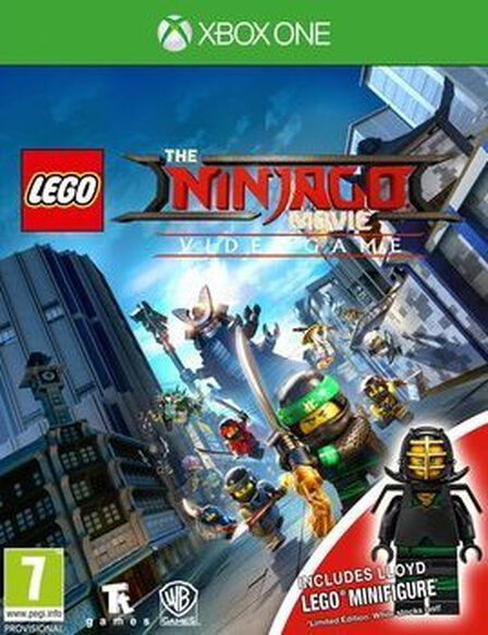 WARNER BROTHERS INTERACTIVE - The LEGO NINJAGO Movie Video Game