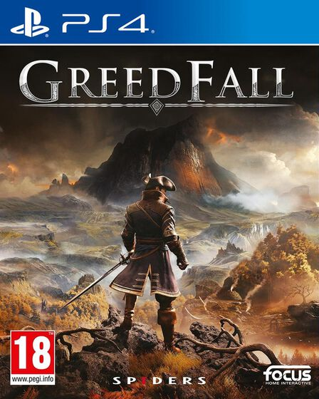 FOCUS HOME INTERACTIVE - Greedfall [Pre-owned]