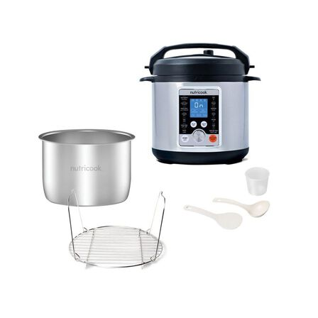 NUTRICOOK - NutriCook Smart Pot Pro+ 10-in-1 Electric Cooker - 6L