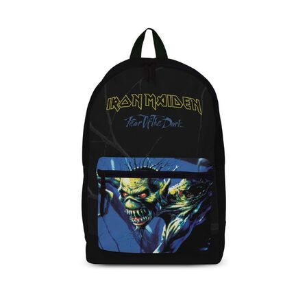 ROCKSAX - Iron Maiden Fear Pocket Classic Backpack