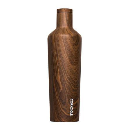 CORKCICLE - Corkcicle Canteen Walnut 740 ml Vacuum Bottle