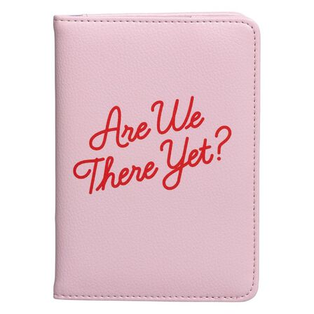 YES STUDIO - Yes Studio Are We There Yet Passport Cover