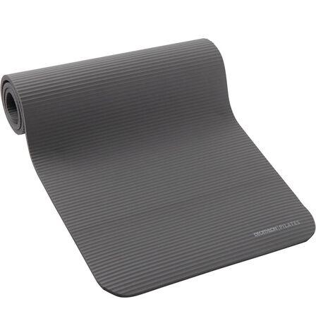 NYAMBA - M 180Cmx60Cmx15Mm Pilates Comfort Mat - Charcoal Grey