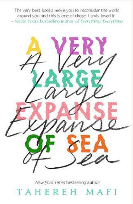 EGMONT BOOKS UK - A Very Large Expanse of Sea