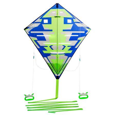 ORAO - 2-In-1 Progressive (Stunt Static) - Izypilot 100 - Fluo Lime
