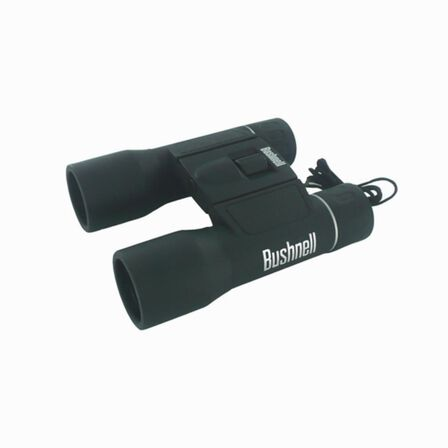 BUSHNELL - Bushnell Powerview x12 Magnification Binoculars Hiking Adults Black, Unique Size
