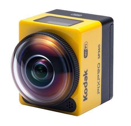 KODAK - Kodak Pixpro SP360 Action Camera [Explorer Pack]
