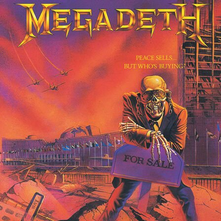 EMI - Peace Sells But Who's Buying Deluxe Edition Boxed Set | Megadeth