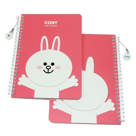 BLUEPRINT COLLECTIONS - Line Friends A5 Notebook