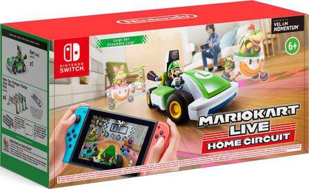 NINTENDO - Mario Kart Live Home Circuit Luigi - Nintendo Switch