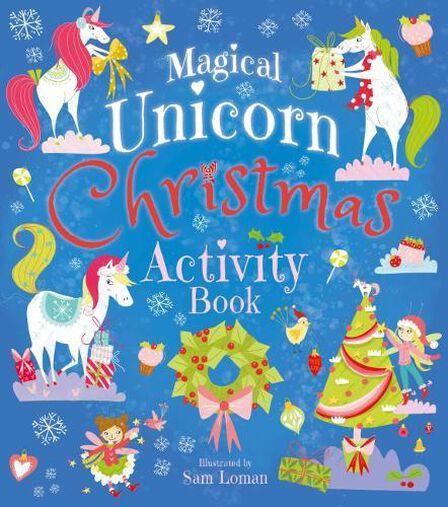 ARCTURUS PUBLISHING UK - Magical Unicorn Christmas Activity Book