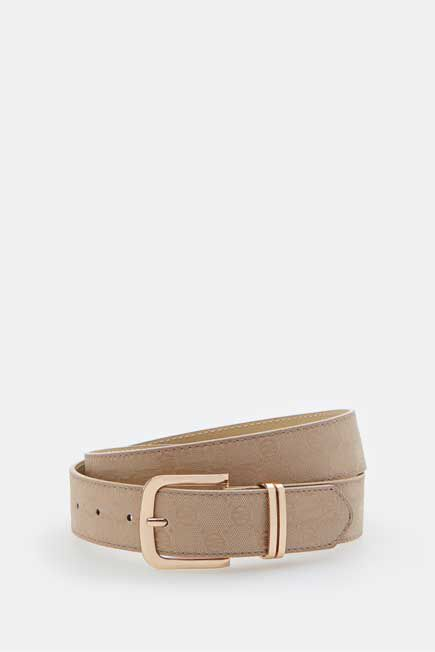 Mohito -  Belt With Print - Beige