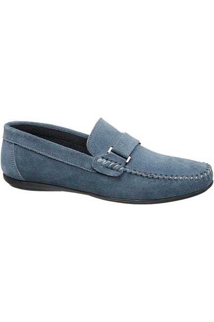 Claudio Conti - Blue Casual Shoes, Men