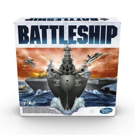 HASBRO - Hasbro Battleship Classic Strategy Game [English]