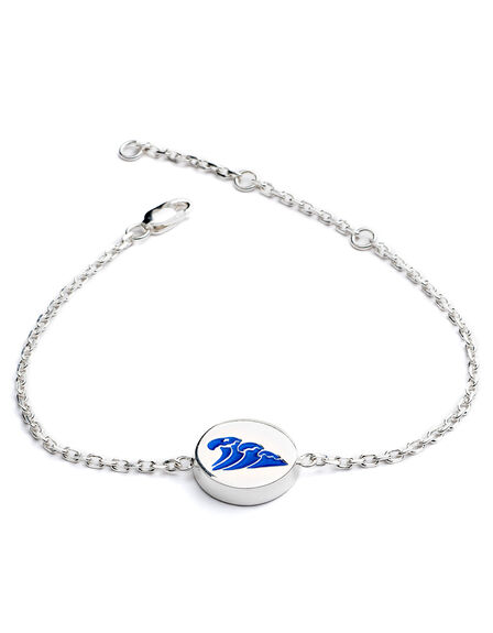 CHAVIN - Chavin Silver Water Bracelet