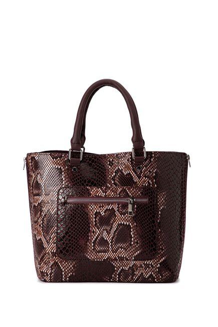 Punt Roma - Reversible snake bag