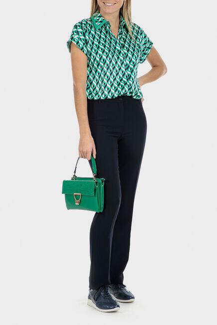 Punt Roma - Crocodile shoulder bag