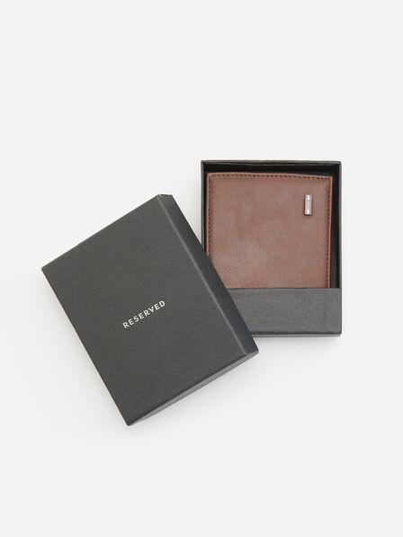 Reserved - Men's Wallet - Brown