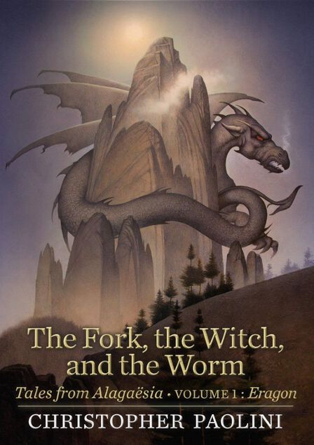 RANDOM HOUSE USA - The Fork The Witch And The Worm Tales From Alagaesia (Volume 1 Eragon)