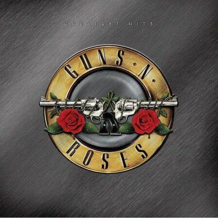 UNIVERSAL MUSIC - Greatest Hits (2 Discs)   Guns N Roses