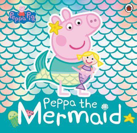 LADYBIRD BOOKS UK - Peppa Pig Peppa the Mermaid
