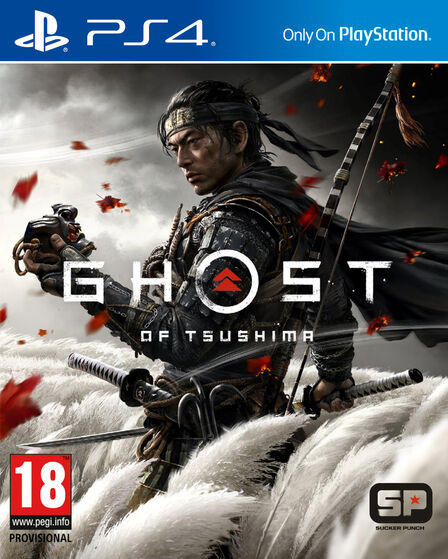 SONY COMPUTER ENTERTAINMENT EUROPE - Ghost Of Tsushima - PS4