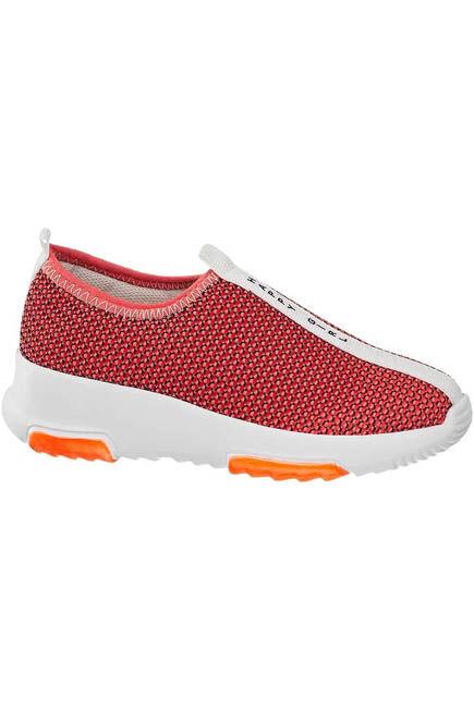 Victory - Red Running Sneakers, Kids Girl